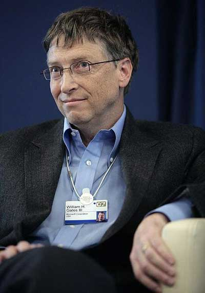 william bill gates biography