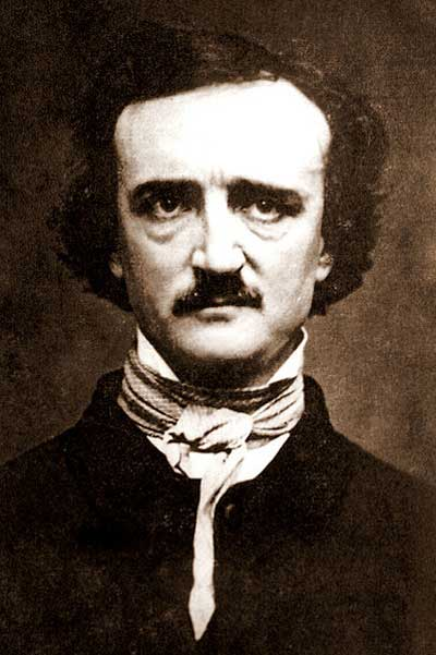 a brief biography and work of edgar allan poe an american poet Edgar allan poe was born january 19, 1809, and died october 7, 1849 he lived only forty years, but during his brief lifetime, he made a permanent place for hi.