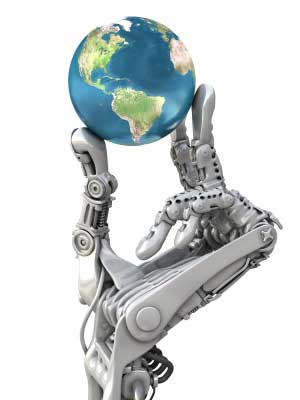 How much do YOU think the world relies on technology?