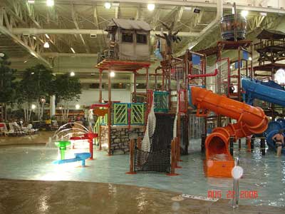 Indoor Water Park In Pennsylvania
