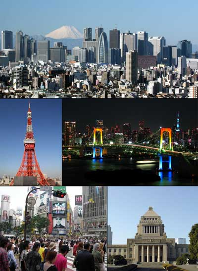 Japan Tourist Attractions Places To Go In Tokyo