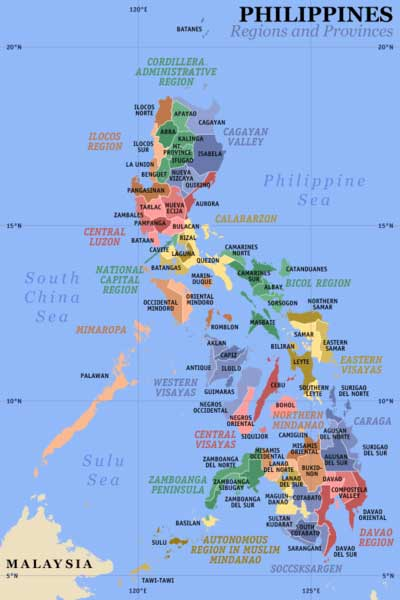 different forms of government in the philippines Constitution of the philippines (1987)  or other similar forms of detention are prohibited  allocate among the different local government units their powers,.