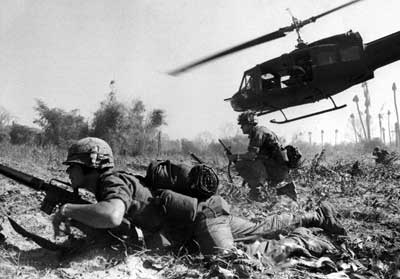 when performed the united states provide all the vietnam war